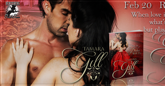 Release Day: Only a Duke Will Do
