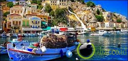 Symi, Yunani