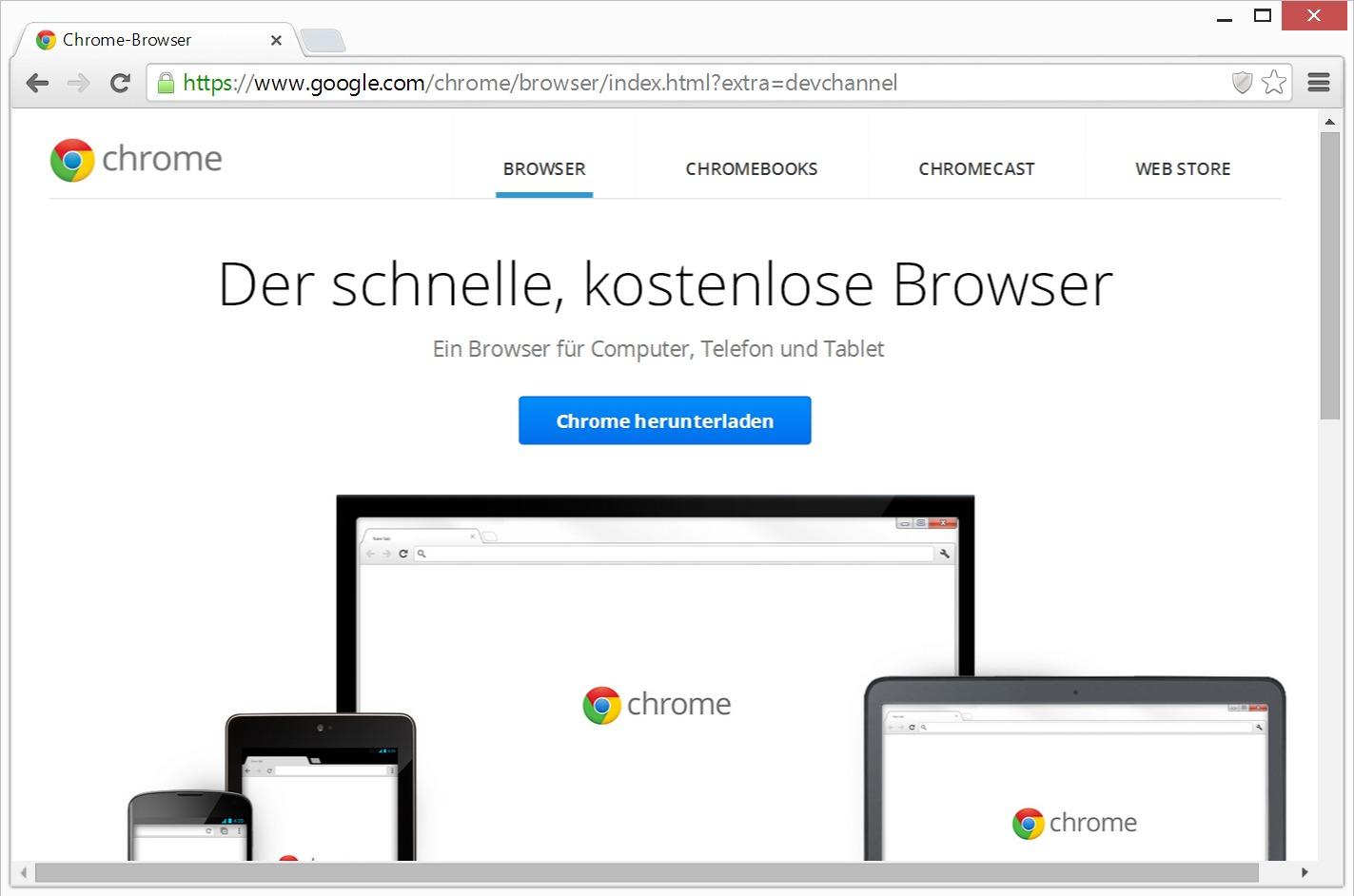 العملاقة جوجل تطلق النسخة رقم 47 من متصفحها جوجل كروم