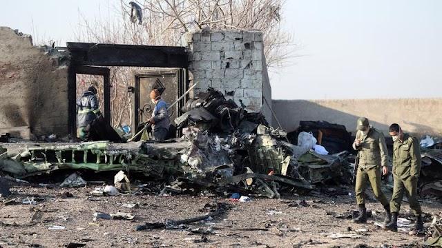 Irán nem adja ki a lelőtt ukrán Boeing fekete dobozait