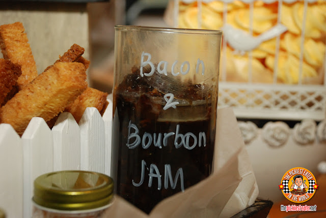 Bacon and Bourbon Jam