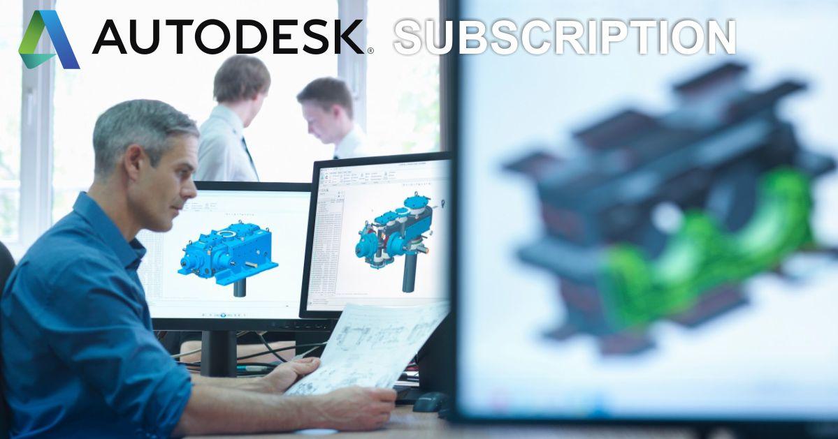 Autodesk Subscription le da fin a la venta de licencias permanentes