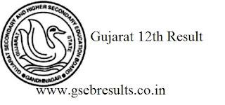 Gujarat 12th Results
