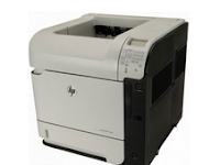 HP LaserJet 600 Printer M603DN Driver PC Download