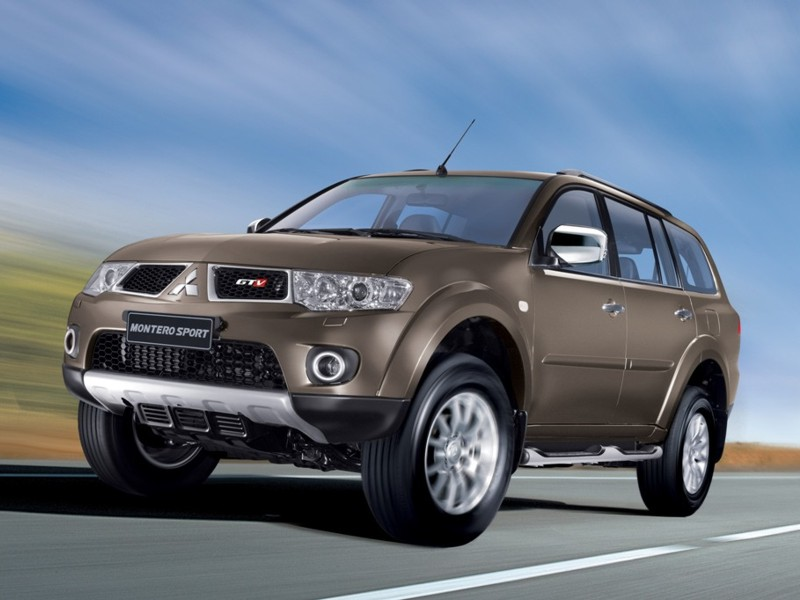 Mitsubishi To Offer Gasoline Powered Montero Sport