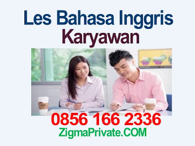 kursus les privat bahasa inggris untuk karywan di jakarta