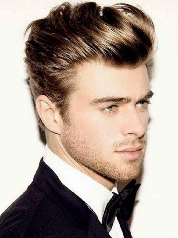 Estilos Y Peinados De Moda Pelo Lacio Para Hombres 2015 - Peinados-hombre-pelo-liso
