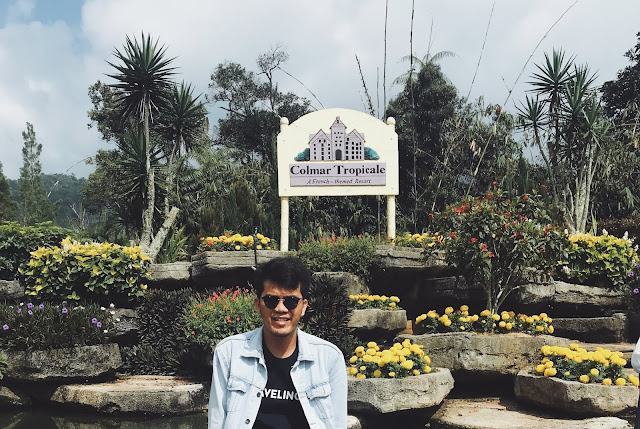 Staycation di Colmar Tropicale, Berjaya Hills Resort, Malaysia