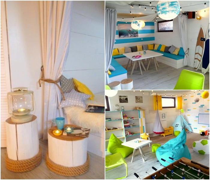 sala zabaw w pensjonacie | wakacje rodzinne nad Bałtykiem | lvlupstudio