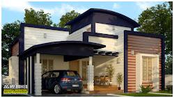 kerala low budget designs cost plans modern homes sq ft housing bedroom porch lakhs 1430 area sqft room 3bedroom designers