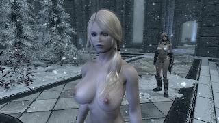 skyrim nocturnal nude