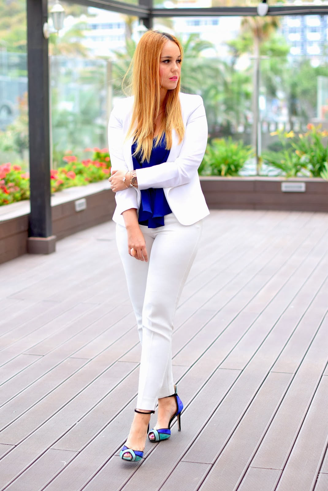 ney hdez, total look mango, office wear ideas, business look