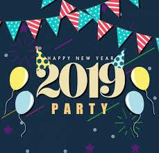 10 Gambar Kartu Ucapan Selamat Tahun Baru 2019 terbaru