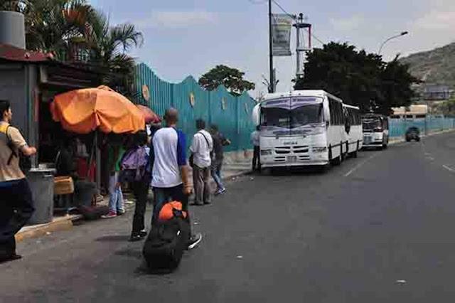 Pasaje Caracas-La Guaira podría costar 15.000 bolívares