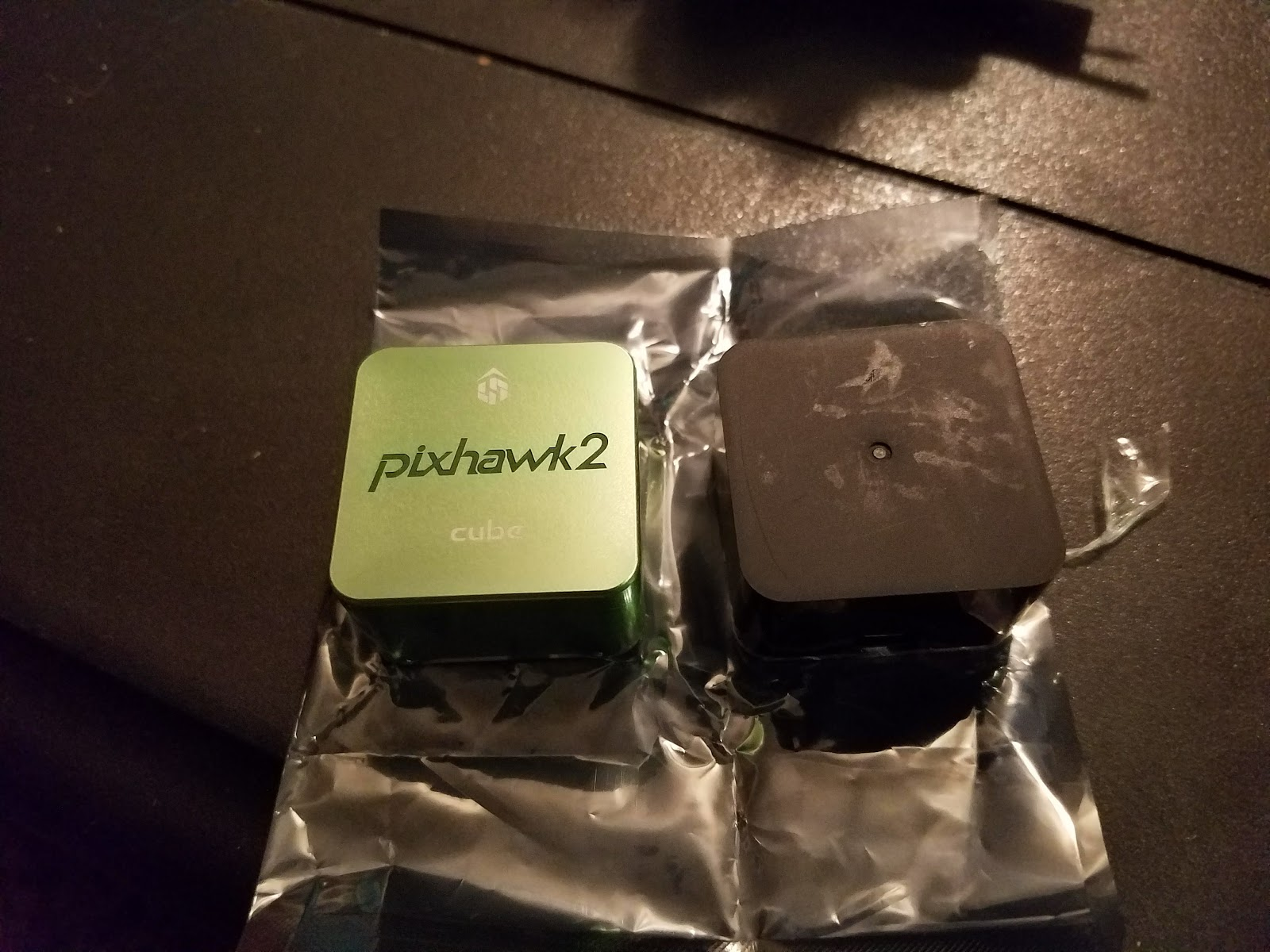 A little more detail to install Pixhawk 2 1 Green Cube in Solo ~ Sr
