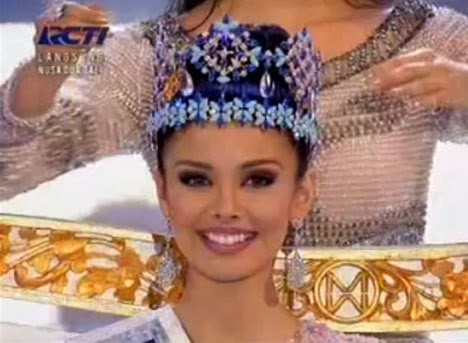 Philippines Megan Young Miss World 2013 Winner
