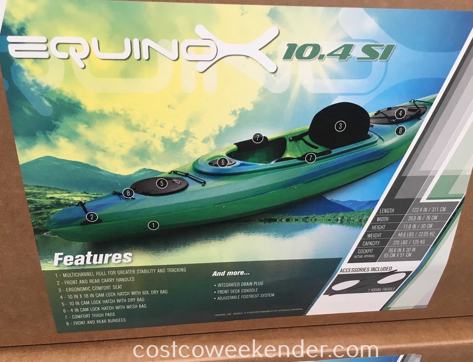 Costco Kayak Related Keywords & Suggestions - Costco Kayak