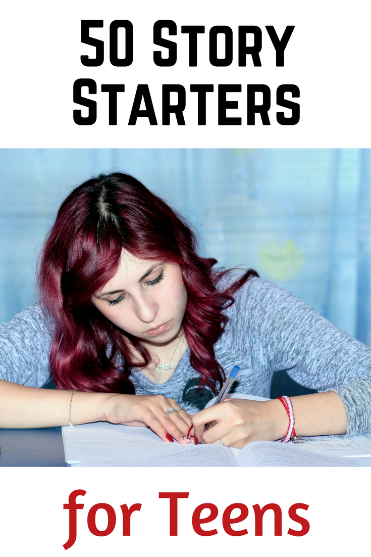 writing prompts for teenagers for creative writing