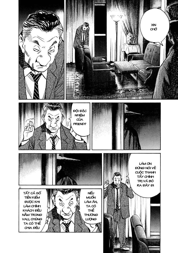20th Century Boys chapter 244 trang 29