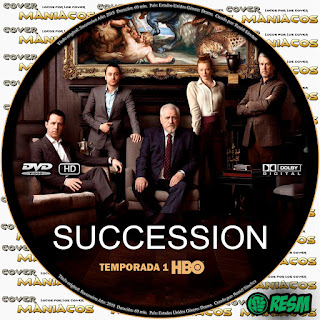 GALLETA - [SERIE DE TV] SUCCESSION - LA SUCESIÓN - TEMPORADA 1 - 2018