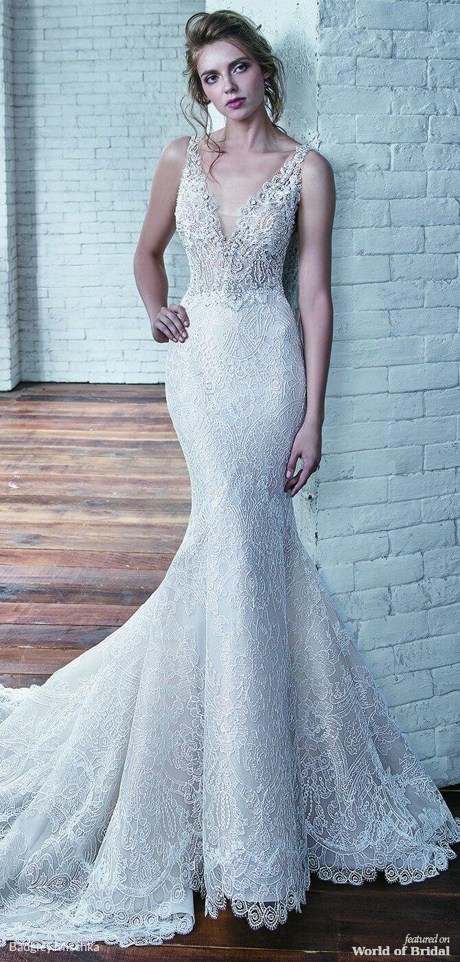 Badgley Mischka 2019 Wedding Dresses World Of Bridal