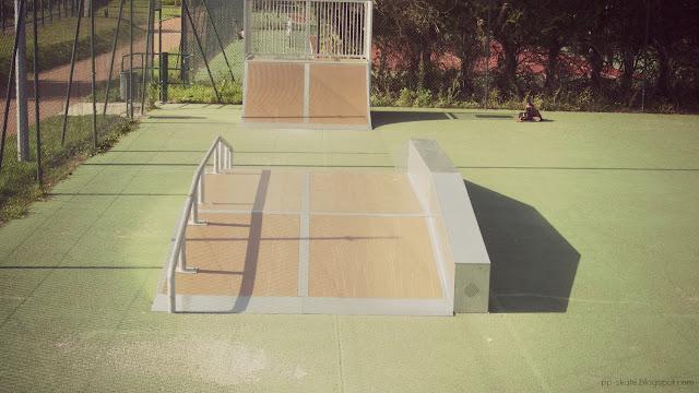 Skate park La Riche