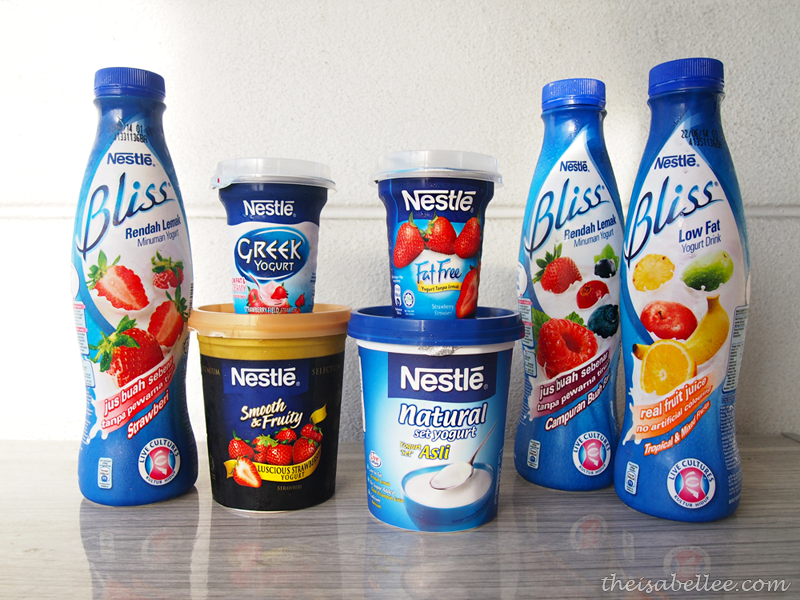 Image result for yogurt nestle natural bliss