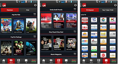 5 Aplikasi Streaming TV Android Terbaik 2016