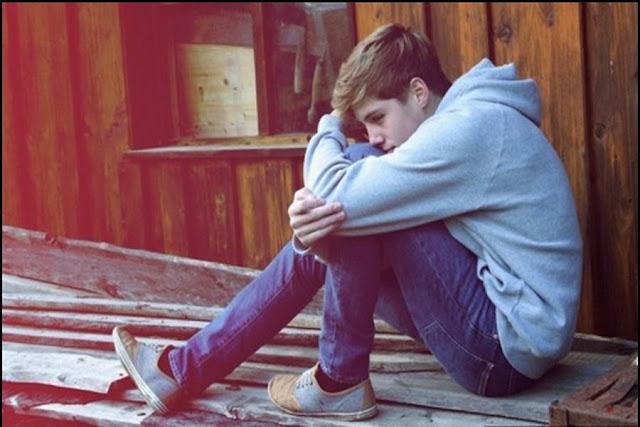Sad Boy In Love