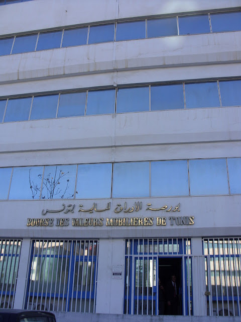 Bourse de Tunis - BVMT - Bourse des Valeurs Mobilières