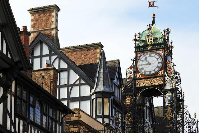 Itinerario di un giorno a Chester
