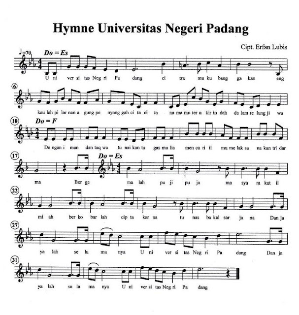 Download Hymne dan Mars UNP