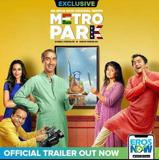 Metro Park (2019) Hindi HDRip 720p | 480p (Complete)