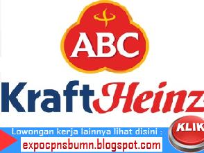 Lowongan Kerja Kraft Heinz Indonesia tahun 2020