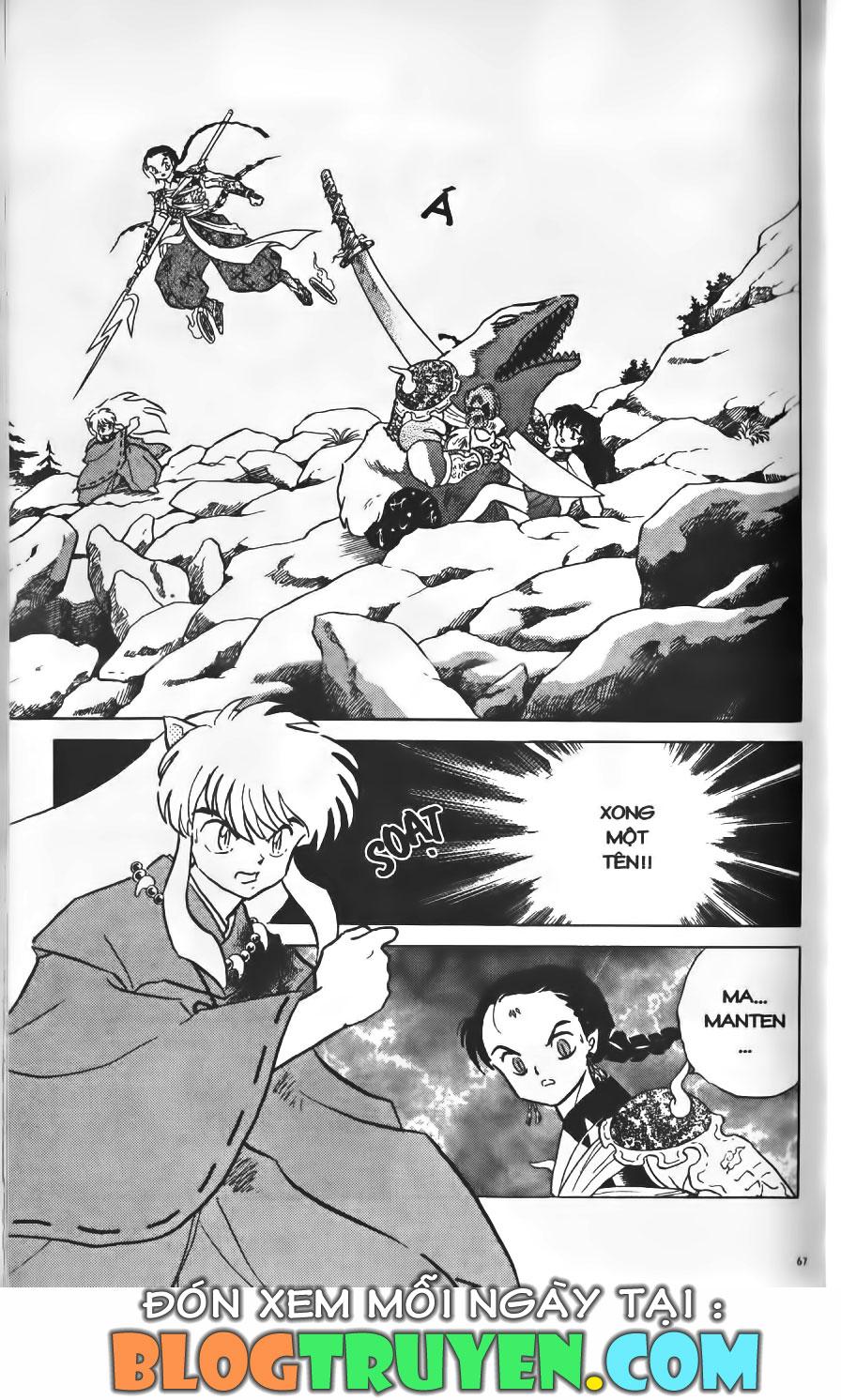 Inuyasha vol 04.4 trang 10