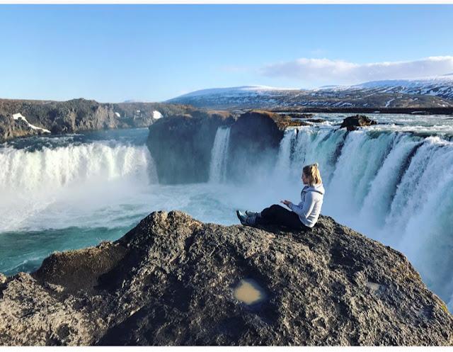 wodospady Islandii
