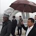 Photos: See What A Foreign Delegate Was Spotted Doing For Katsina Governor In China.