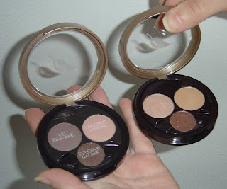 Quart and Metallic Instant Definition Eye Shadow Palettes, opened.jpeg
