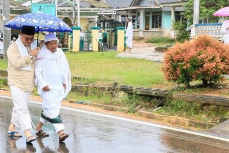 Gubernur Erzaldi Rilis Surat Anjuran Shalat Berjamaah
