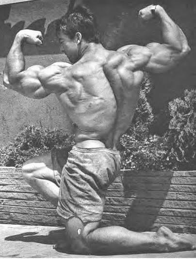 Larry Scott Height