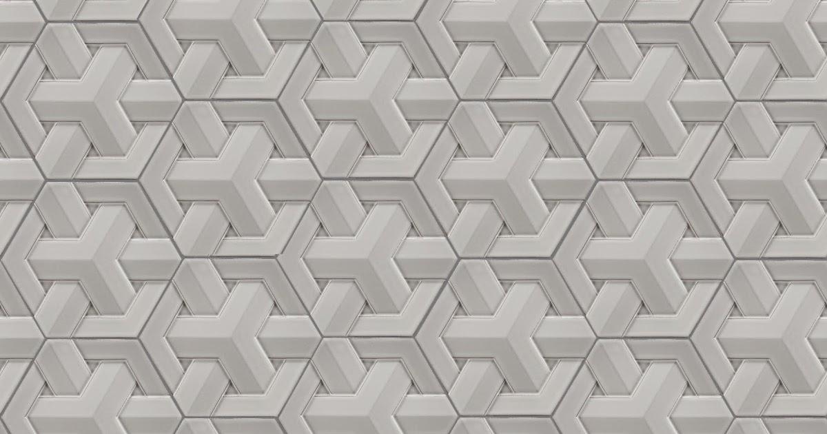 Tileable White Porcelain Tile Texture Maps Texturise