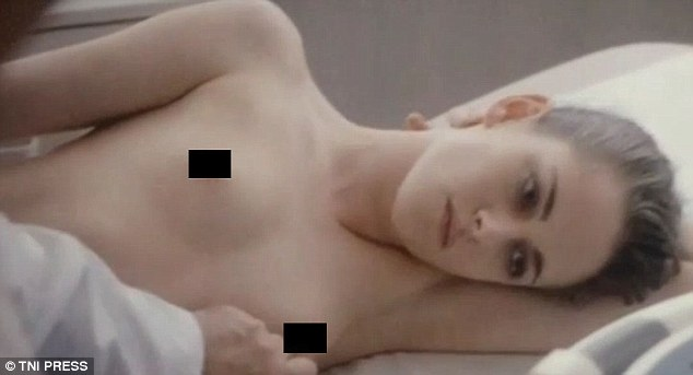 Kristen Stewart goes topless and daring for new flick!