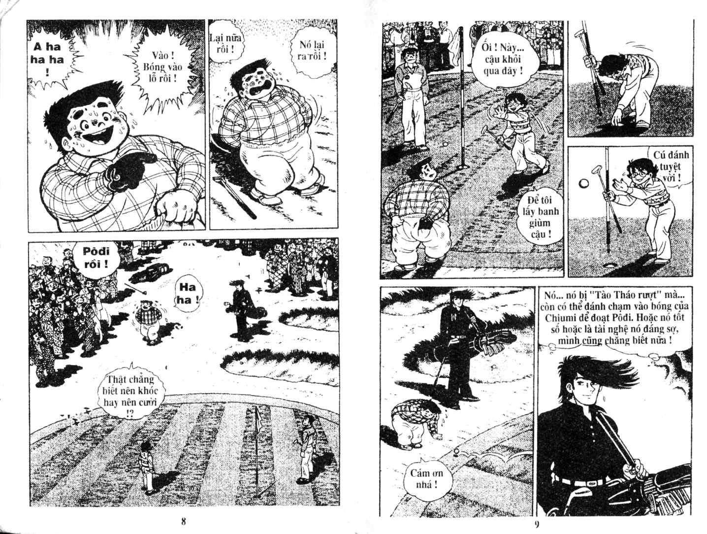 Ashita Tenki ni Naare chapter 7 trang 3