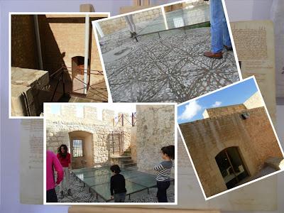 Nos vamos de excursión, castillos, Petrer, salida en familia, salida de castillos, alicante,