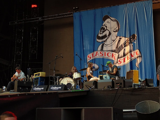 Seasick Steve, Colours Of Ostrava 2018