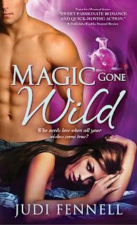 Magic Gone Wild by Judi Fennell
