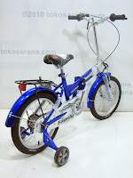 4 Sepeda Lipat Anak FAMILY TOURING 16 Inci