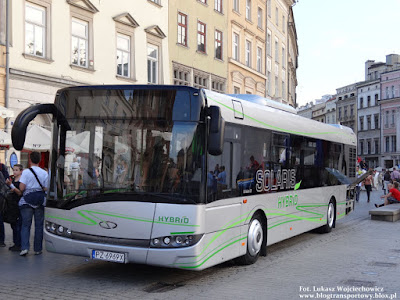 Solaris Urbino 12 Hybrid