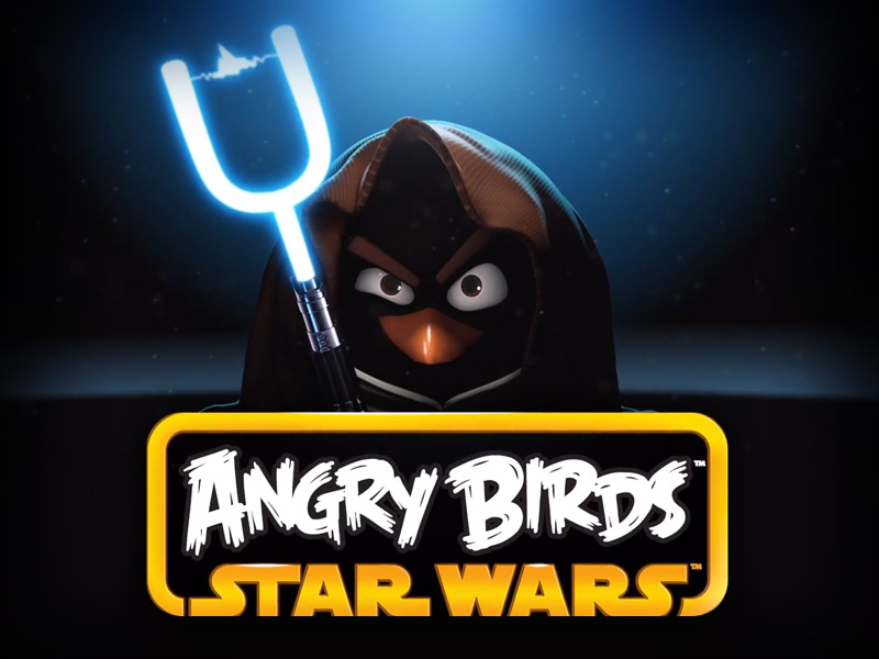 angry birds star wars you knew this was coming angry birds is one of