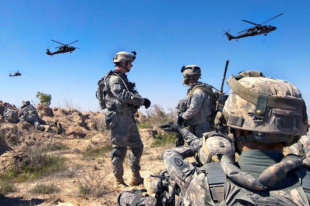 esercito americano congedo immigrati trump